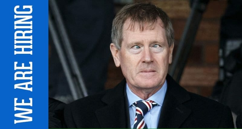 Rangers Looking To Hire Experienced Shredding Team Ahead Of AGM