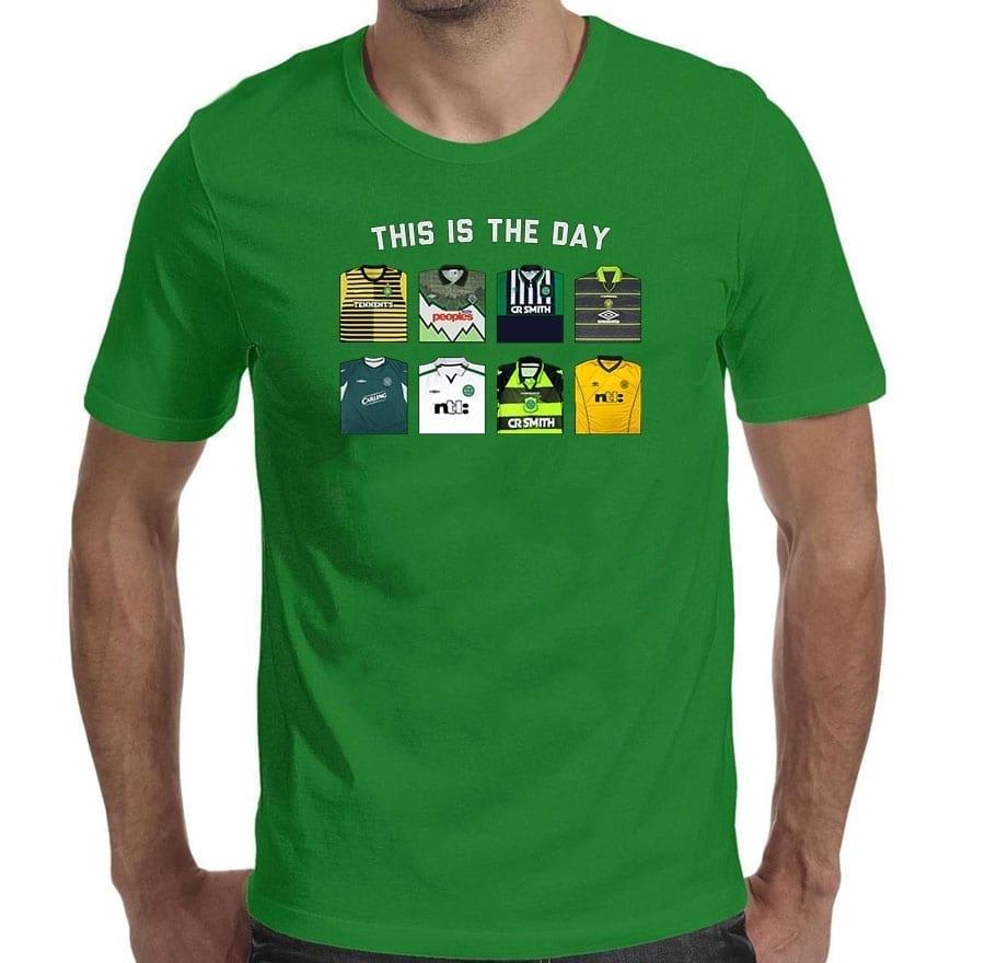 homme taille M blanc Lisboa 1967/' Logo T-Shirt Le Celtic F.C